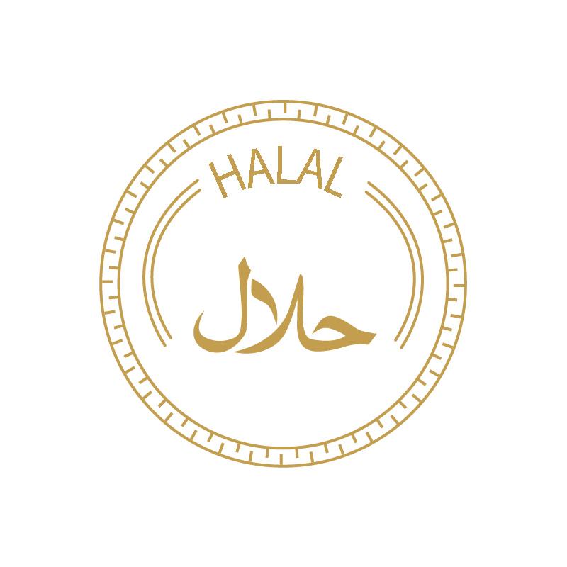 logo chachenga halal doré